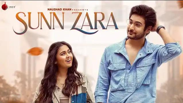 Sun Zara Lyrics In Hindi | Shivin | Tejasswi Prakash