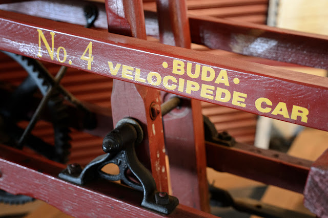 Buda No. 4 Velocipede