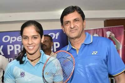 Saina Prakash Padukon