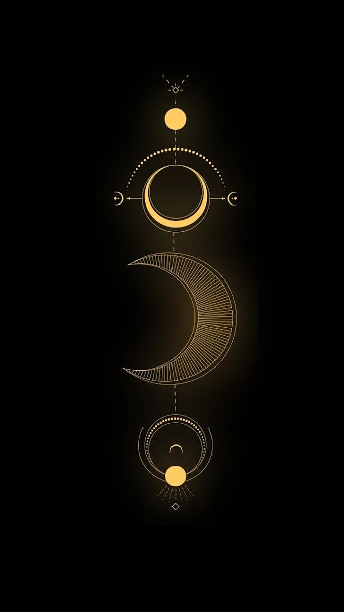 Papel de Parede Celular Geometria Sagrada Celular
