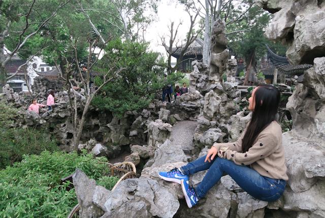 Suzhou itinerary
