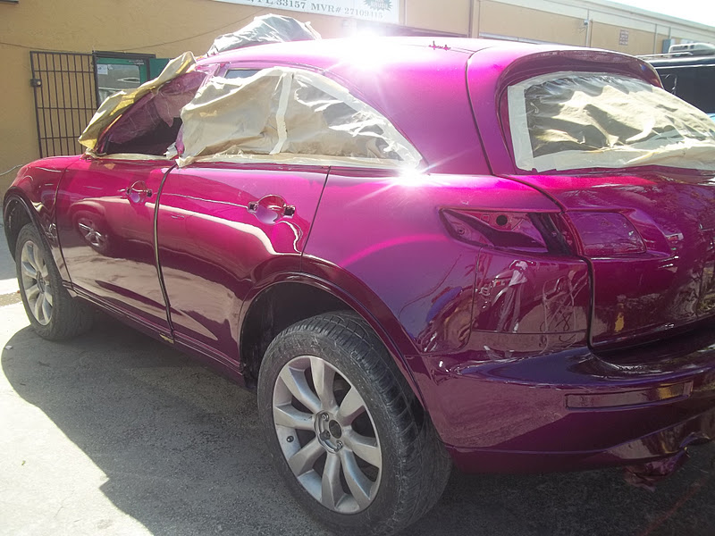 Photography By Miamiearl Paint Sudamar Miami Fl Pink
