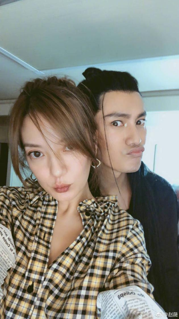 DramaPandaeval(ez_write_tag([[300,250],'dramapanda_com-box-2','ezslot_1',199,'0']));Vicki Zhao posts reunion photo with Chen Kun then deletes it