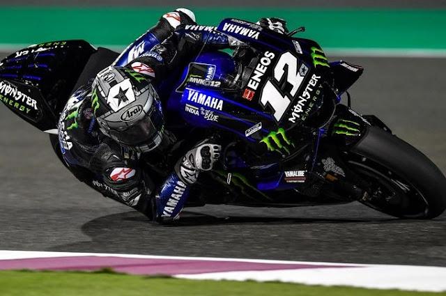Hari ketiga tes pramusim MotoGP Qatar 2020
