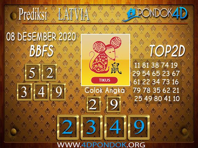 Prediksi Togel LATVIA PONDOK4D 08 DESEMBER 2020