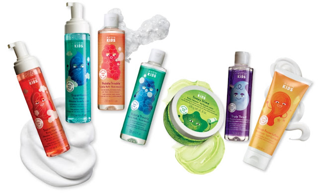 Avon Bath + Body For Kids