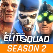 Game Tom Clancy's Elite Squad - Military RPG v2.1.0 MOD FOR ANDROID | MENU MOD | DMG MULTIPLE | DEFENSE MULTIPLE | READ NOTE FIRST | NO ADS