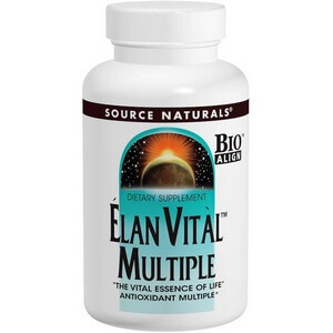 Source Naturals - Elan Vital Multiple
