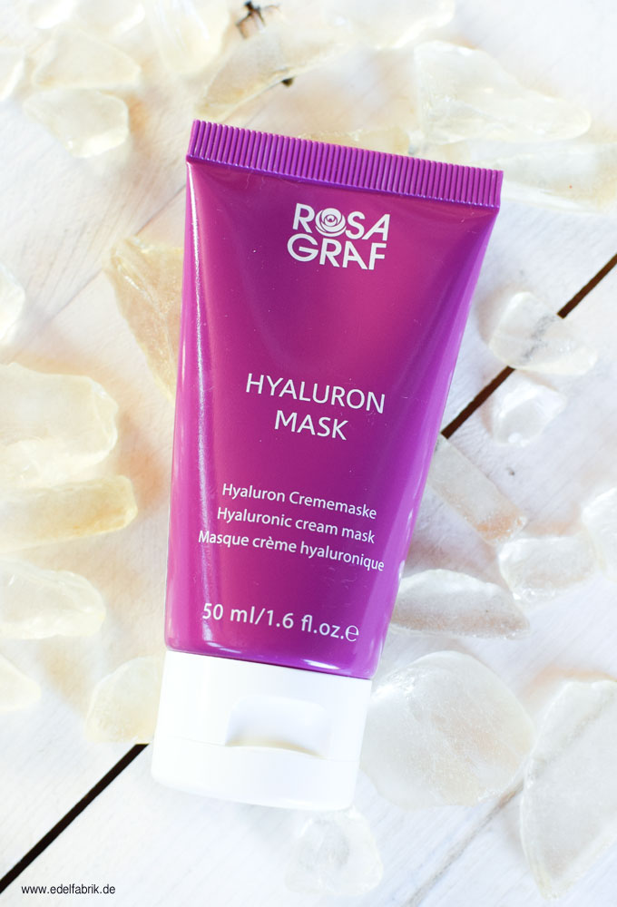 Review Rosa Graf Hyalron Wellness Maske