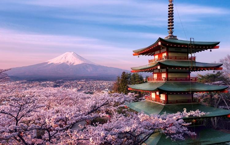 11 Tempat Wisata Jepang Terkenal yang Wajib Dikunjungi