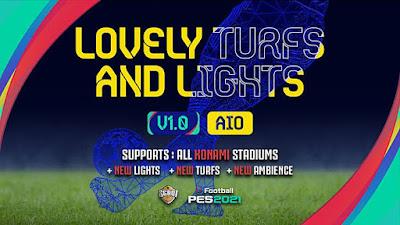 LOVELY Turf & Lights V1 AIO