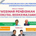 300 Peserta Ikuti Webinar Digital FKIP UMRI