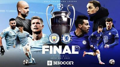 Ini Dia Juara Final Liga Champions 2020-2021