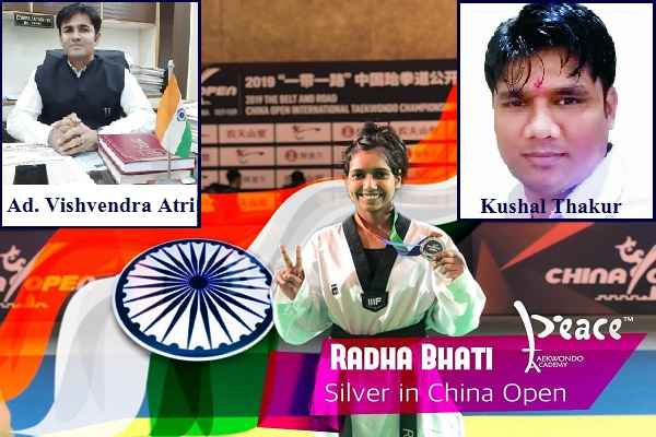 radha-bhati-win-china-tiquando-silver-medal-ballabhgarh-chawla-colony