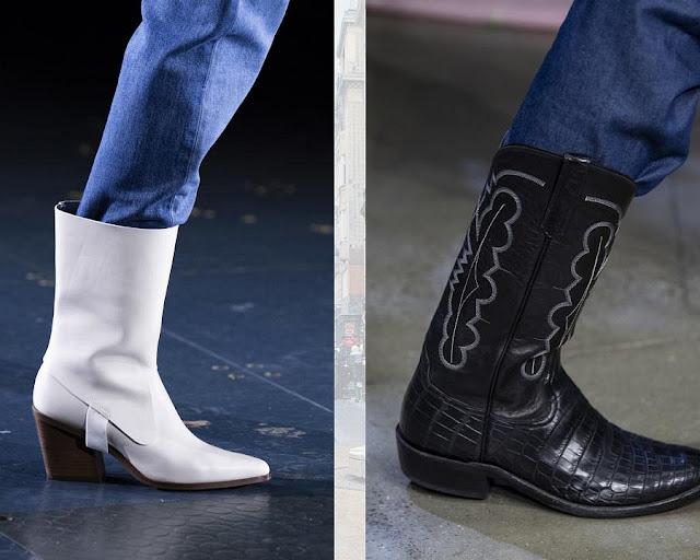 Модная обувь весна-лето 2020 4-1