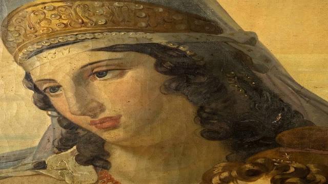 عليسة ، اسطورة تأسيس مدينة قرطاج