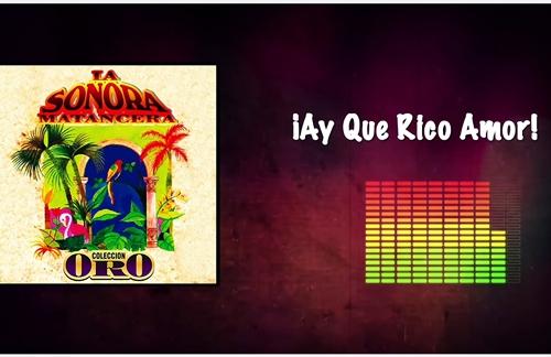 Ay Que Rico Amor   Carlos Argentino & La Sonora Matancera Lyrics