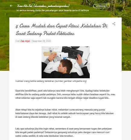 4 Cara Memasukkan Gambar Ke Dalam Artikel di Blog. Mana Yang Paling Mudah dan Cepat?