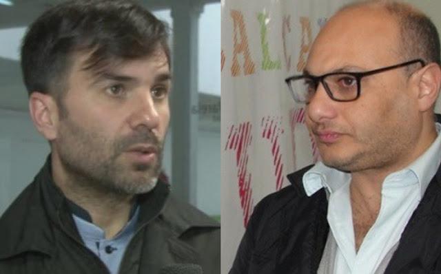 """""""ALGUNOS SALEN A HABLAR PARA LA TRIBUNA"""", dijo el intendente de Castelli Francisco Echarren"""