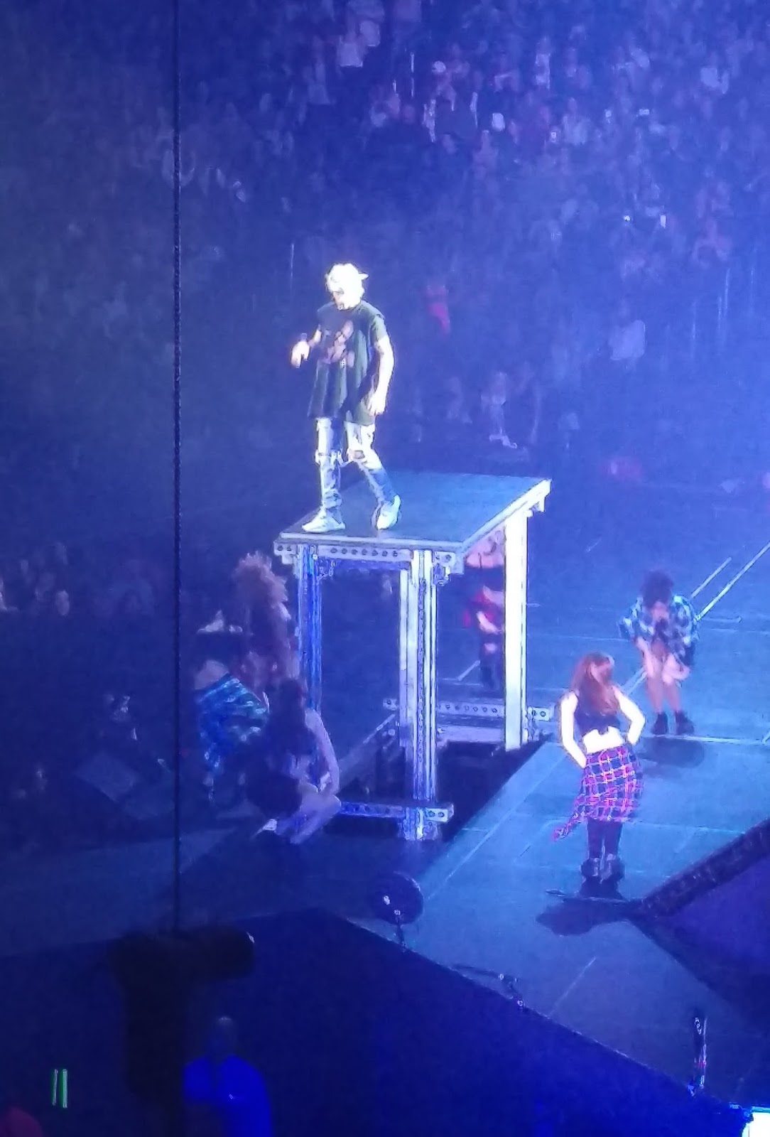 Glitterary Girl My Justin Bieber Purpose Tour Experience