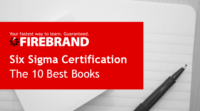 certification news: 10 best six sigma books for 2018