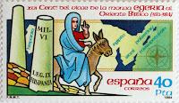 XVI CENTENARIO DEL VIAJE DE LA MONJA EGERIA AL ORIENTE BÍBLICO