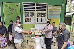 Rositah Umasugi Kunjungi Lokasi Gempa dan beri bantuan di Tehoru