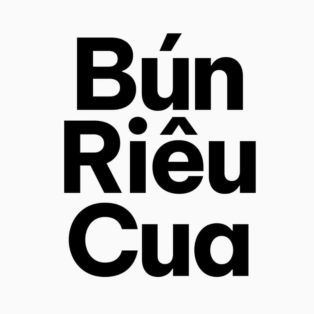 Be Vietnam Pro đã chính thức có mặt trên Google Fonts