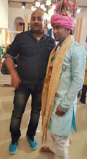 Amrapali dubey shoot aashiq aawara film 7.jpg