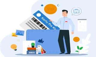 Cara mendapatkan kartu pra kerja online