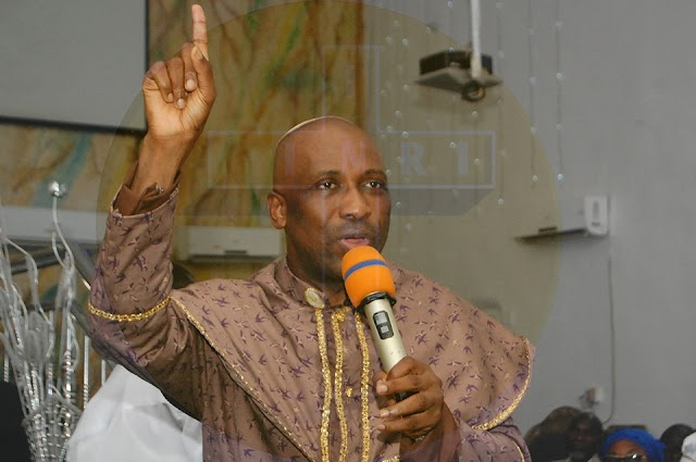 Again! Primate Ayodele's Prophecy On Massive Overhaul Of Nigerian Military Fulfilled