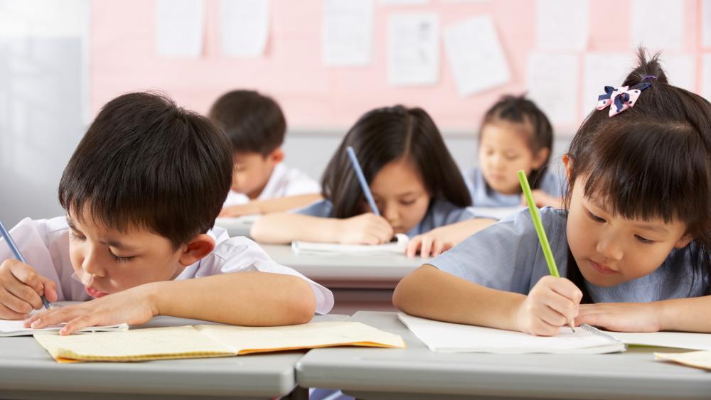 Христианство — это Се Цзяо!» В начальных школах Китая ученикам ...
