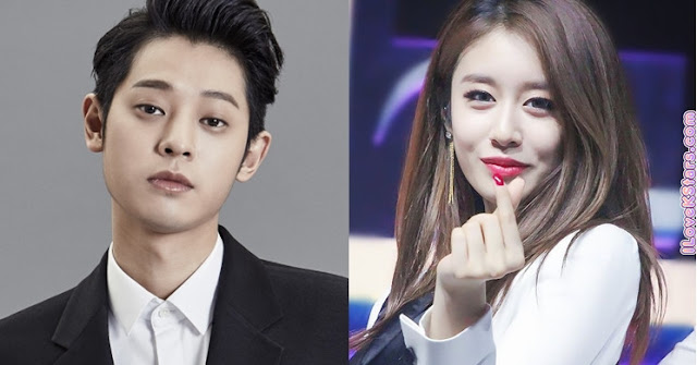 Jiyeon And Jung Joon Young Are Involved In Dating Rumours