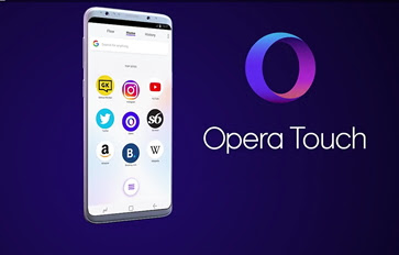 Opera Touch: The New And Fast Browser From Opera That Allows You Browse With One Hand