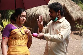 Aarya Catherine Tresa Starring Kadamban Tamil Movie Stills  0020.jpg