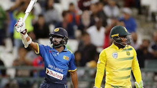 South Africa vs Sri Lanka 3rd T20I 2017 Highlights