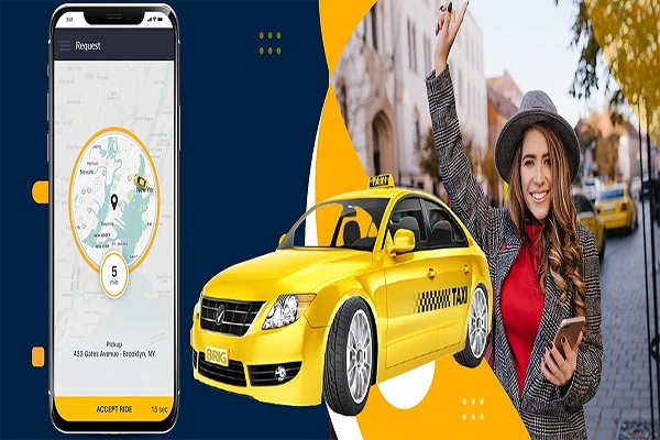 taxi-booking app like Uber