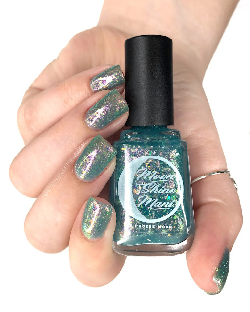 Moon Shine Mani Limited Edition 3rd Year Anniversary