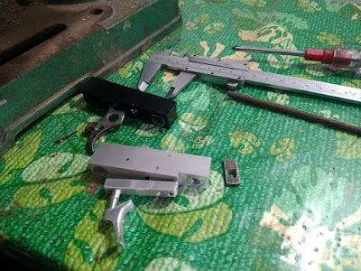 Trigger, pelatuk, trigger macth, senapan angin