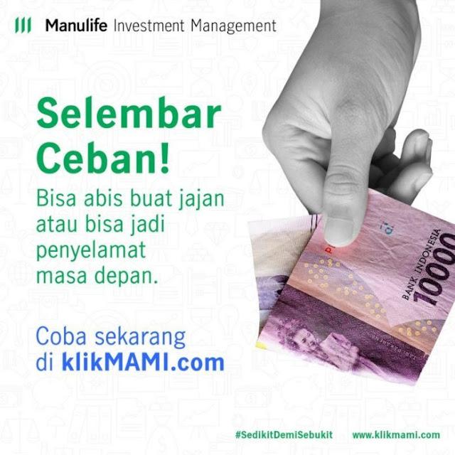 Investasi Reksa Dana Online Terpercaya Manulife