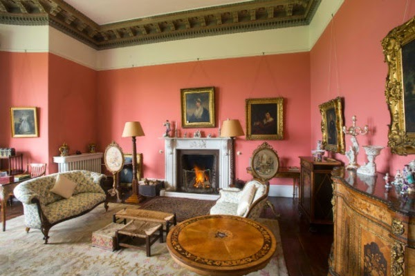 Lord Belmont In Northern Ireland Dundarave House