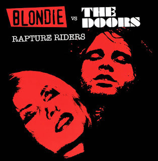 Blondie vs The Doors Rapture Riders okładka singla