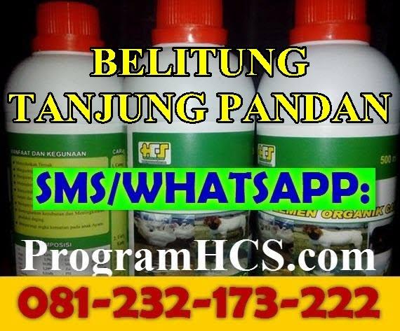 Jual SOC HCS Belitung Tanjung Pandan
