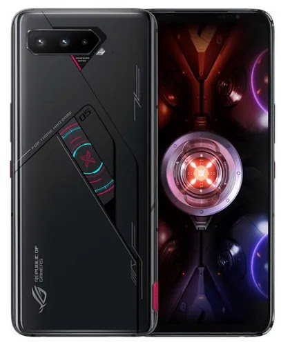 ASUS Launches ROG 5s with6.78-inch FHD+Display, 18GB RAM, 6000mAh Battery