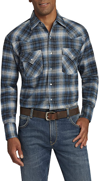 Men's Flannel Shirts in Canada