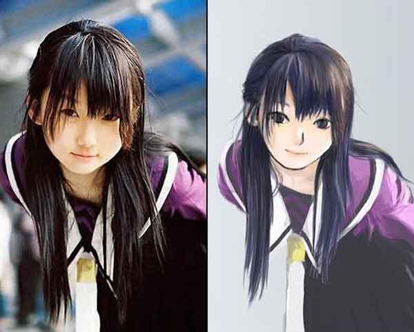 Dampak dan efek anime