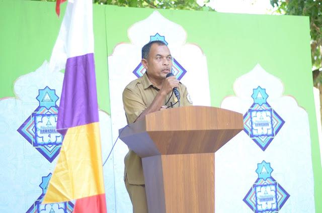 Jihar News, Sekcam Kutamakmur Buka Pekan Kreativitas Ramadhan KOMPAK ke - 4