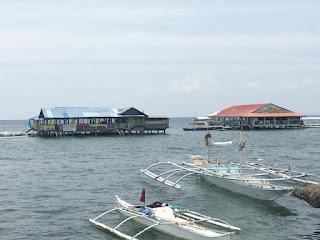 Olango Floating Restaurants