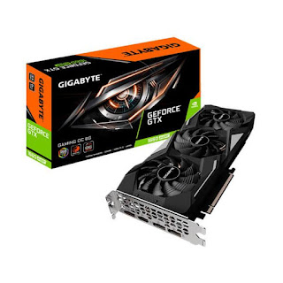 Gigabyte GTX 1660 super graphics card