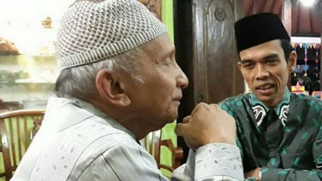 "Abdul Somad Tolak Jadi Cawapres Ijma Ulama, Amien Rais Akan Tegur Bilang, 'Jangan Kayak Nabi Yunus!"""